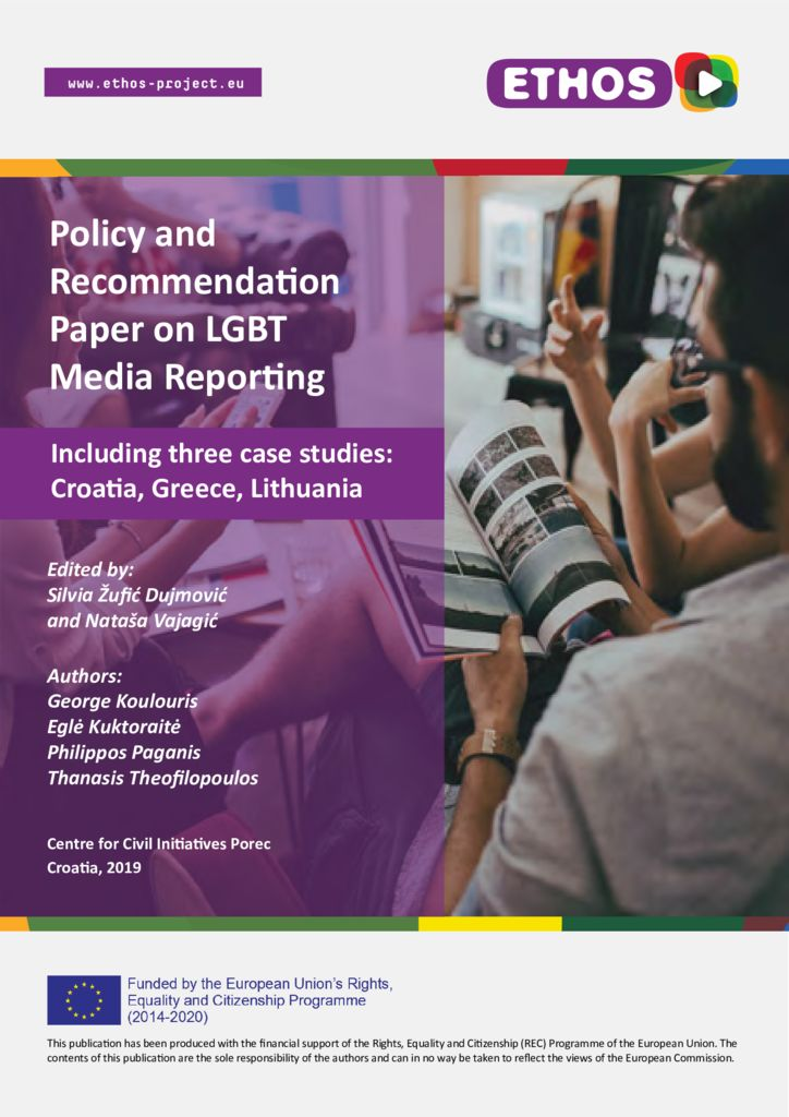 thumbnail of Policy Recommendation Paper EN